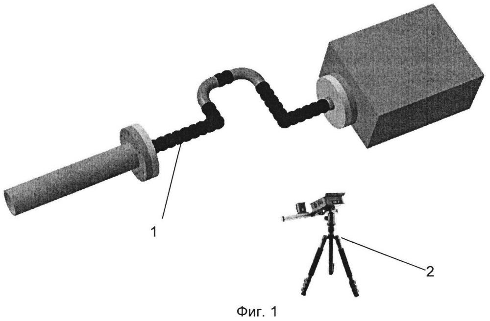 Способ определения размеров и формы забойной трубы