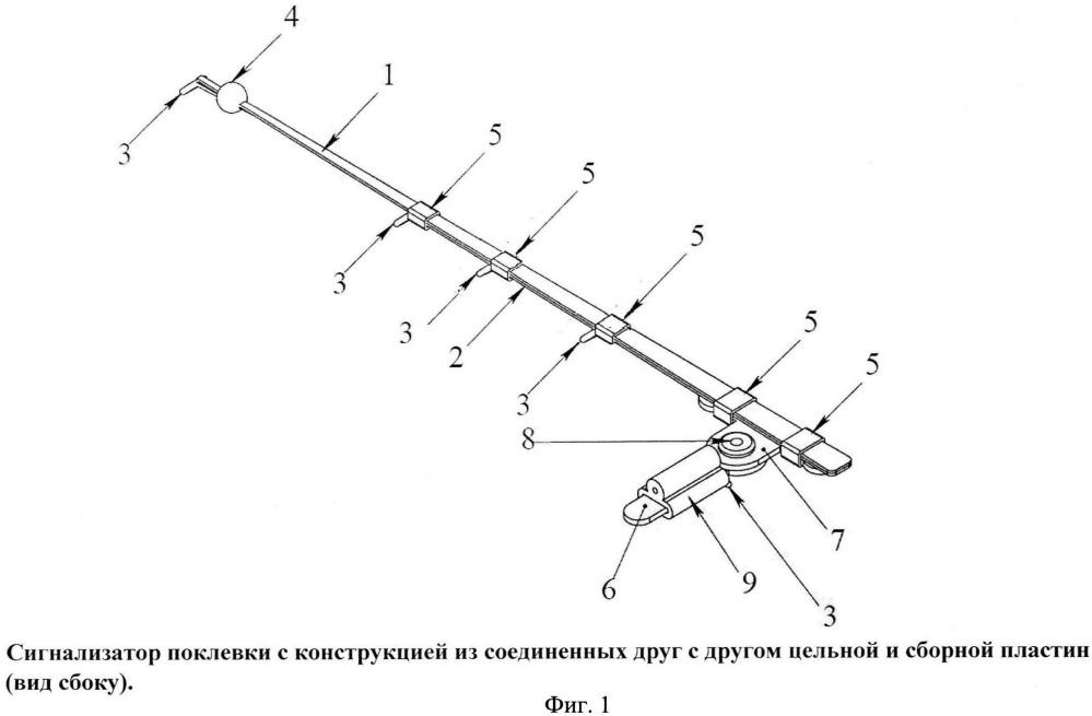 Универсальный сигнализатор поклевки с регулируемыми параметрами (варианты)