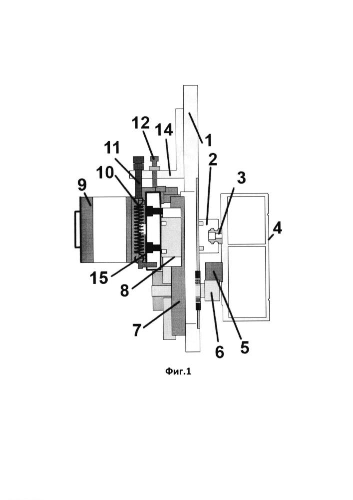 Способ стабилизации движения по зубчатой рейке и устройство для его реализации