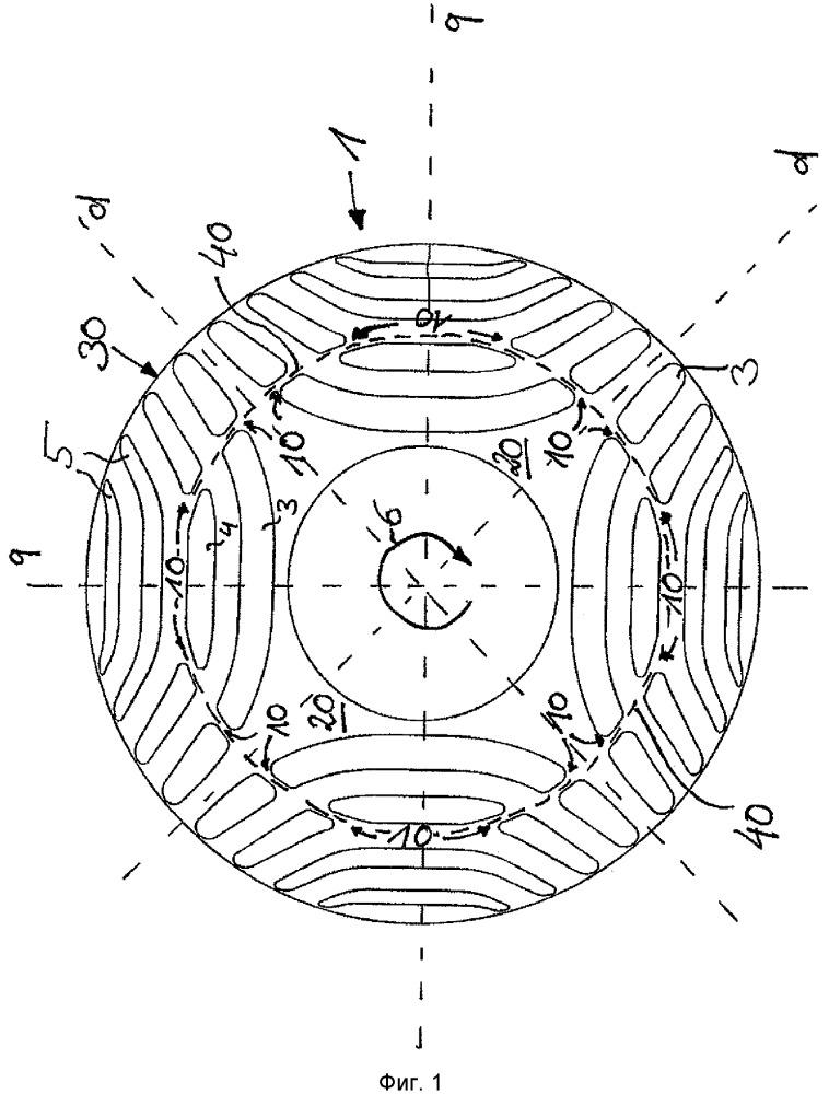 Ротор, реактивная синхронная машина и способ изготовления ротора