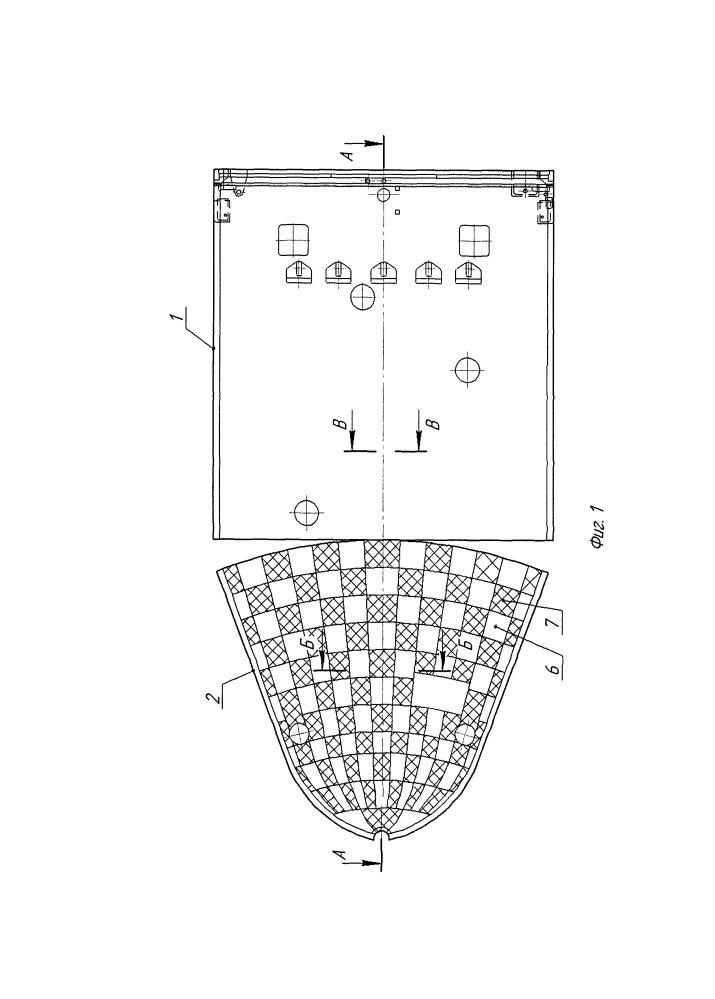 Способ сборки внутренней теплозвукоизоляции головного обтекателя ракеты-носителя