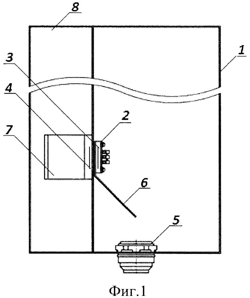 Способ отвода влаги из герметичного корпуса электронного устройства