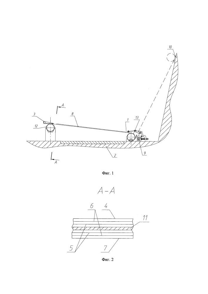 Свето- и теплозащитное устройство космического аппарата и способ его раскрытия и стабилизации