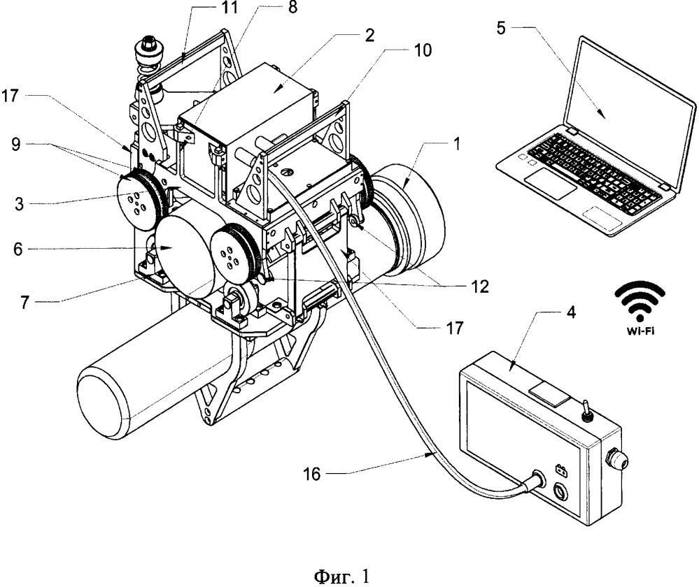 Беспленочная автоматизированная рентгенометрическая система