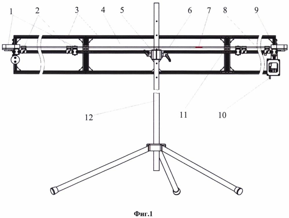 Способ тренировки концентрации внимания стрелка и устройство для его осуществления