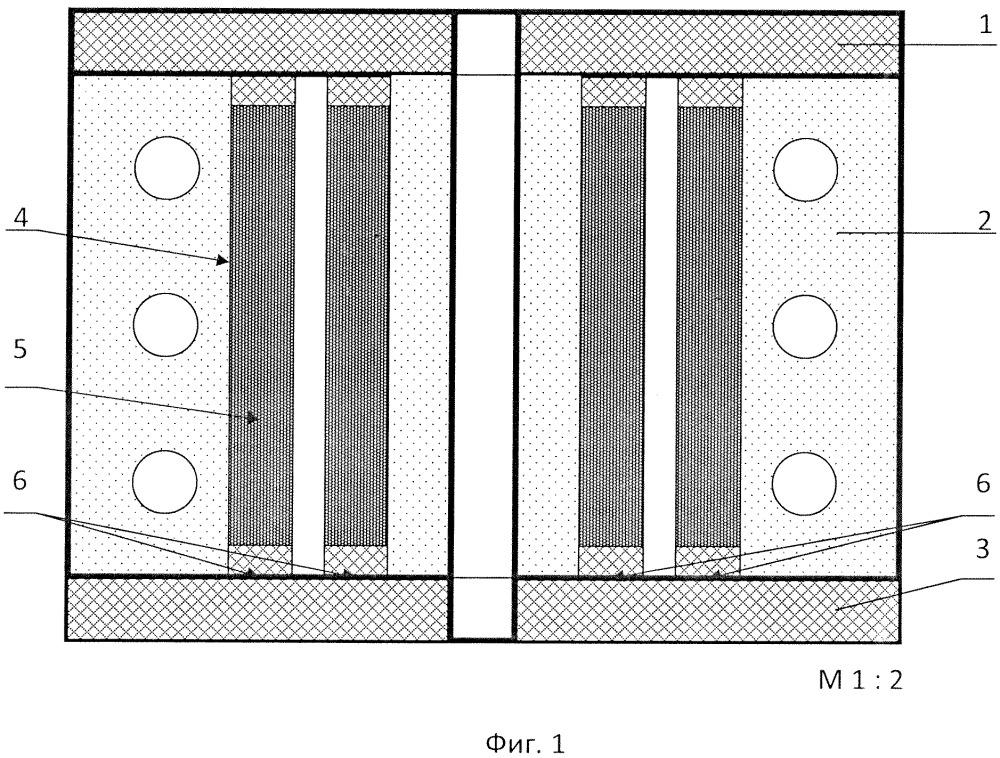 Устройство в виде унифицированного блока для строительства дорог и других сооружений, приспособленное для утилизации мусора