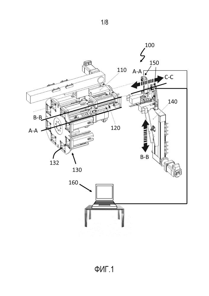 Способ нанесения колпачка на емкость и устройство для нанесения колпачка на емкость