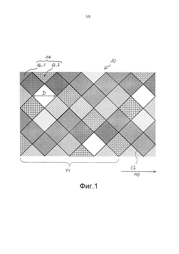 Способ изготовления поверхностного покрытия с напечатанным декоративным узором