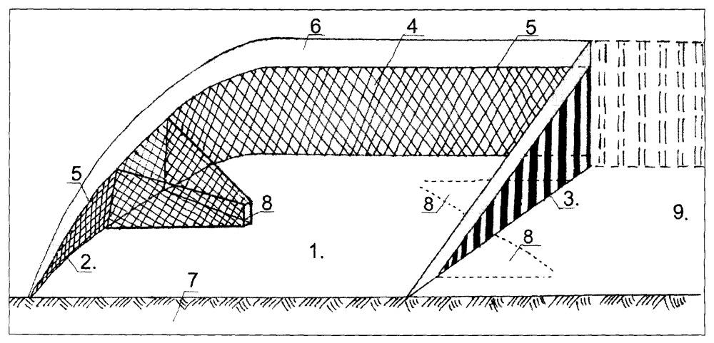 Стационарная рыбная ловушка для рекреационной аквакультуры