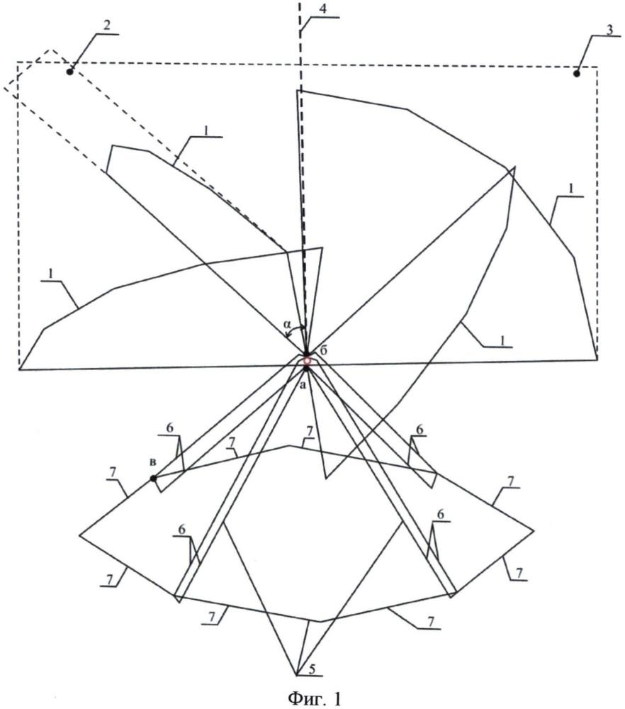 Всенаправленная кольцевая антенна с активным противовесом