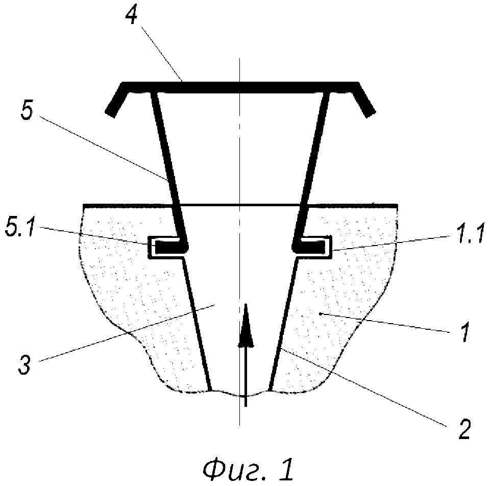 Способ получения отливки в вакуумно-пленочной форме