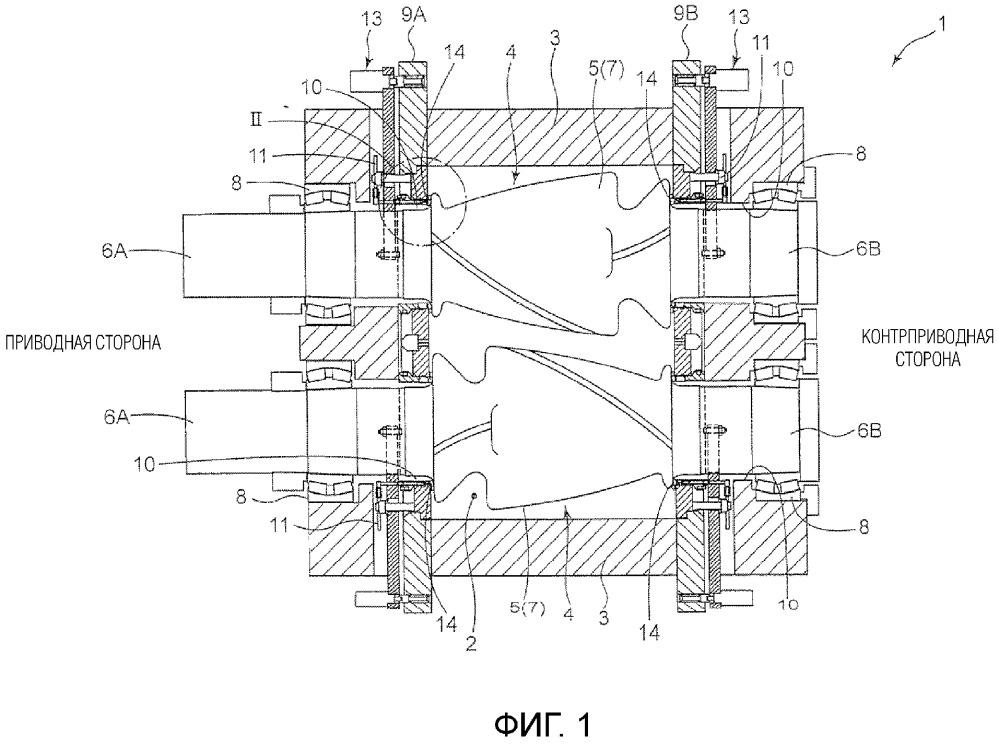 Пылеостанавливающее устройство для герметизированного смесителя-пластикатора