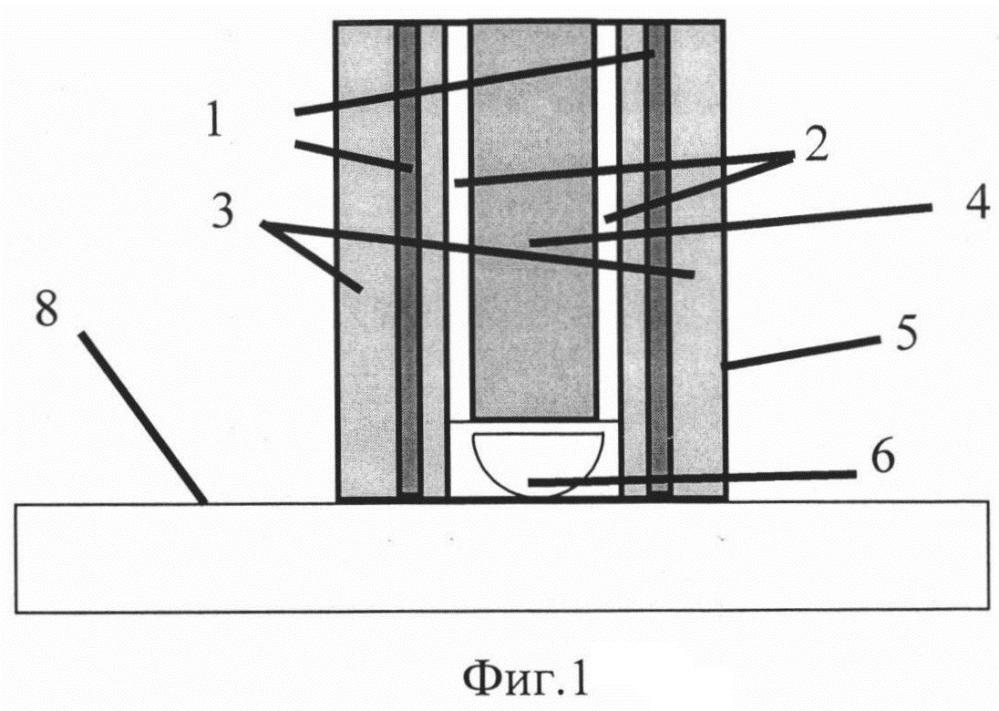 Устройство для поиска и характеризации поверхностных дефектов в оптических материалах