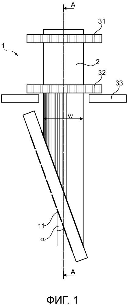 Детектор и система визуализации для рентгеновской фазово-контрастной визуализации томосинтеза