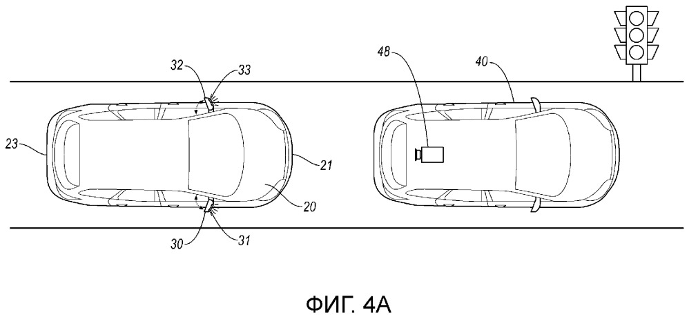 Способ контроля зеркал бокового вида в автономных транспортных средствах, компьютер и транспортное средство
