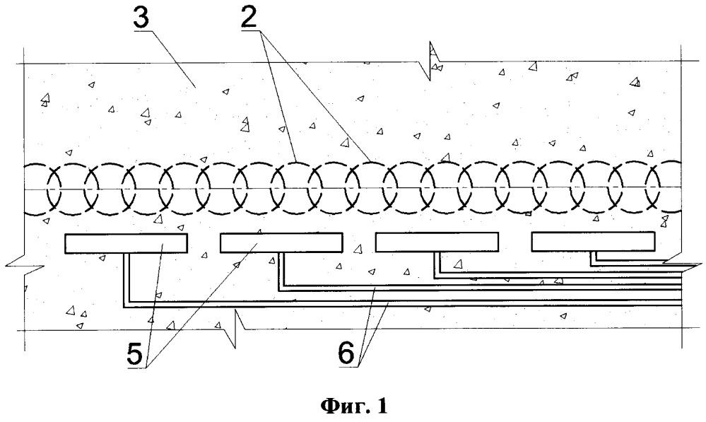 Способ контроля фильтрационного состояния грунтовой плотины с глиноцементобетонной диафрагмой