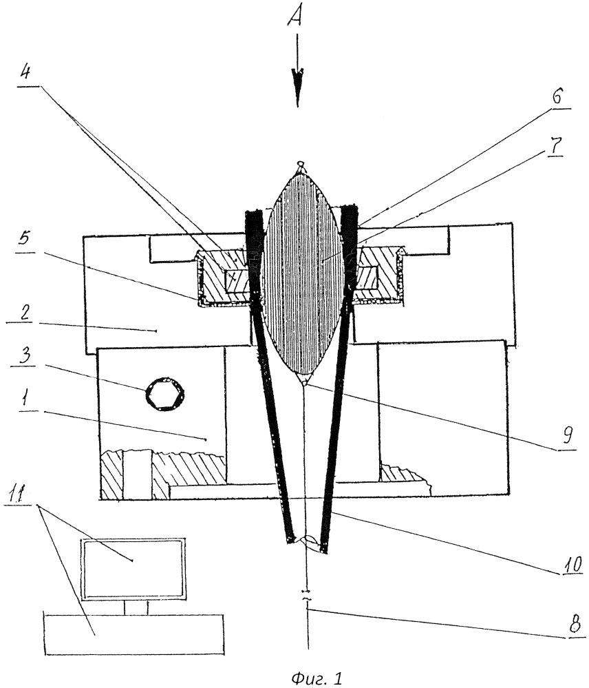 Способ изготовления труб в форме усеченного конуса и устройство для осуществления способа