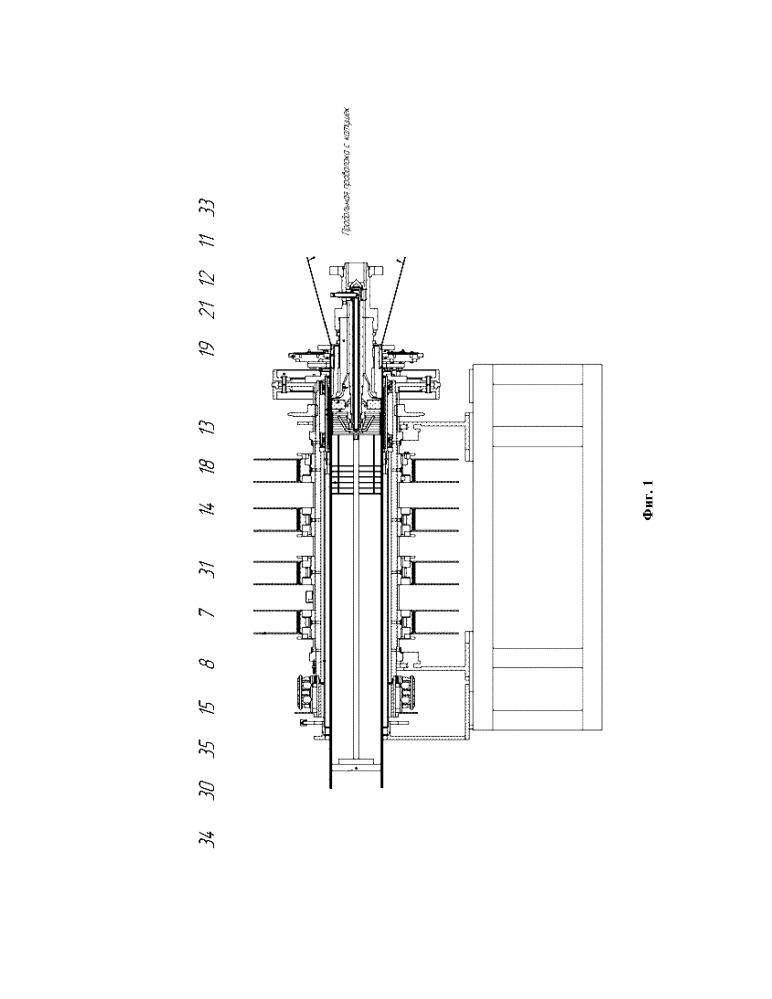 Способ непрерывного изготовления полимерной армированной трубы и устройство для его осуществления