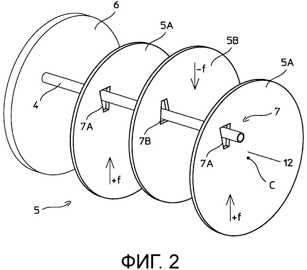 Кожухотрубное устройство с антивибрационными перегородками и соответствующий способ сборки
