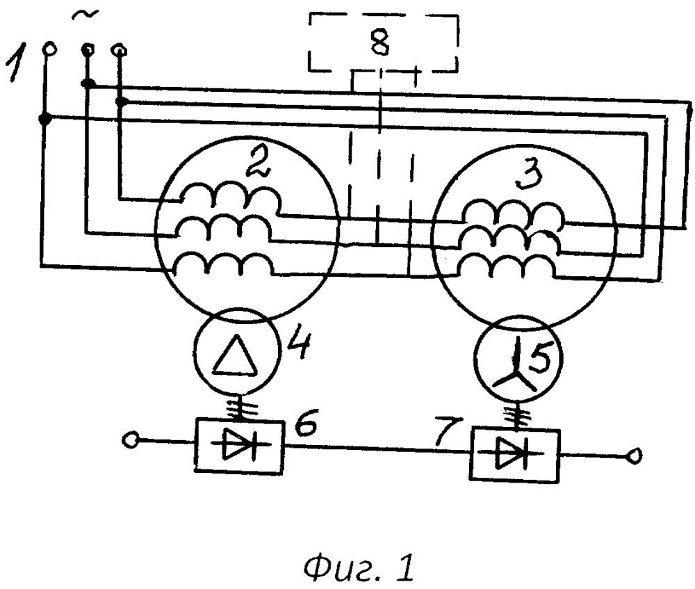 12-пульсный преобразователь