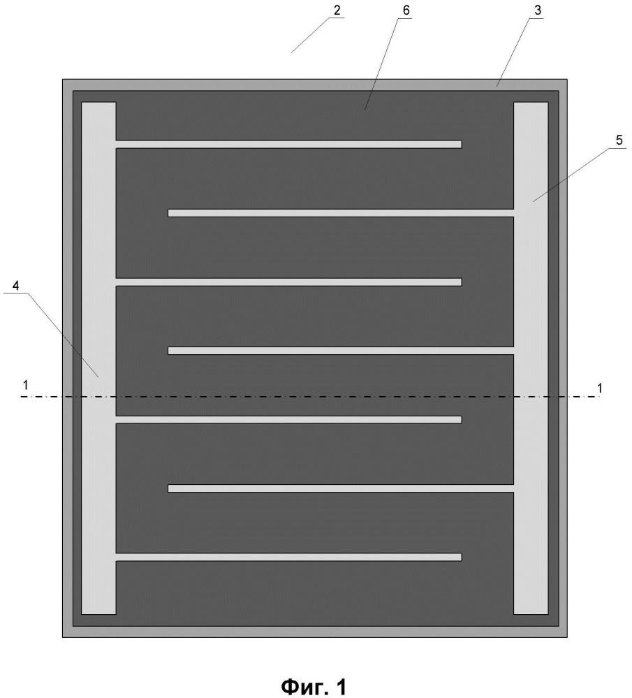 Способ установки на поверхность обогреваемого изделия нагревательного элемента