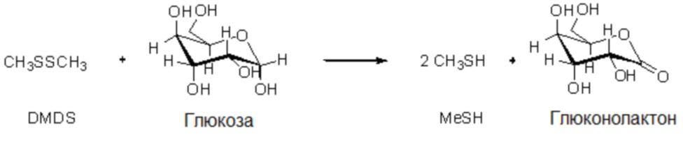 Способ получения меркаптанов путем ферментативного гидрогенолиза дисульфидов