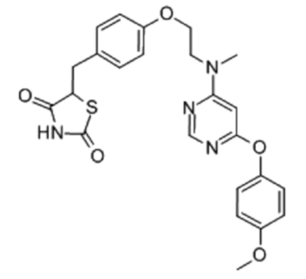 Фармацевтические композиции, которые содержат лобеглитазон, для перорального введения