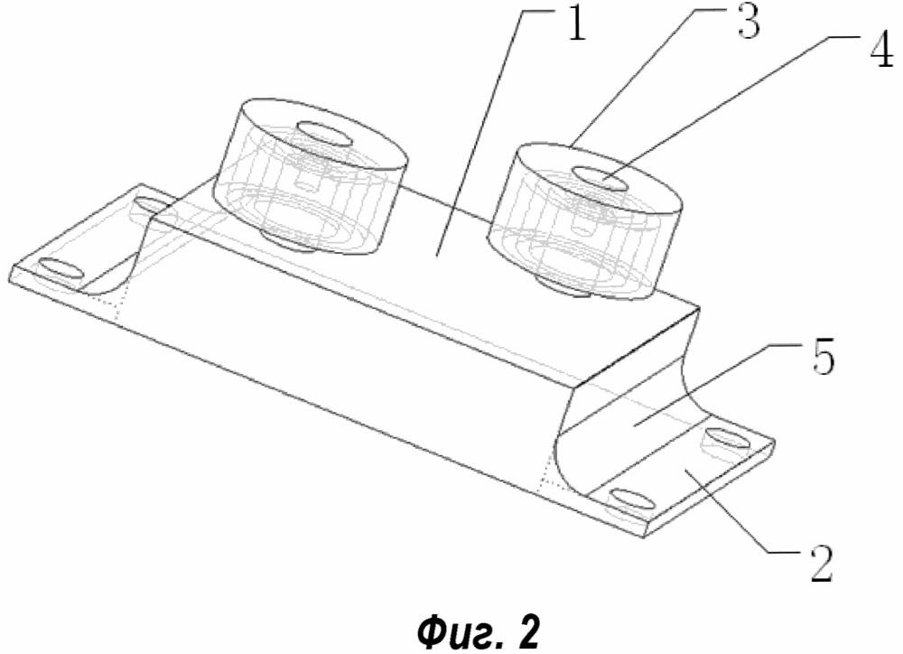 Конструкция кожуха планарного резистора