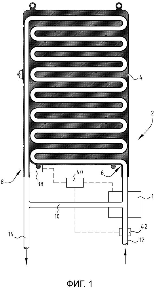 Нагреватель водопроводной воды и способ подачи горячей водопроводной воды потребителю