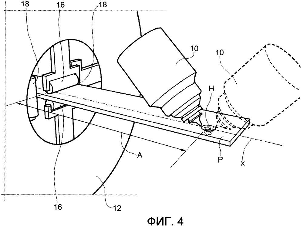 Станок для лазерной обработки профилей и способ осуществления операции наклонного резания на профиле посредством данного станка