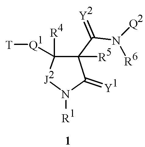 Замещенные циклические амиды в качестве гербицидов