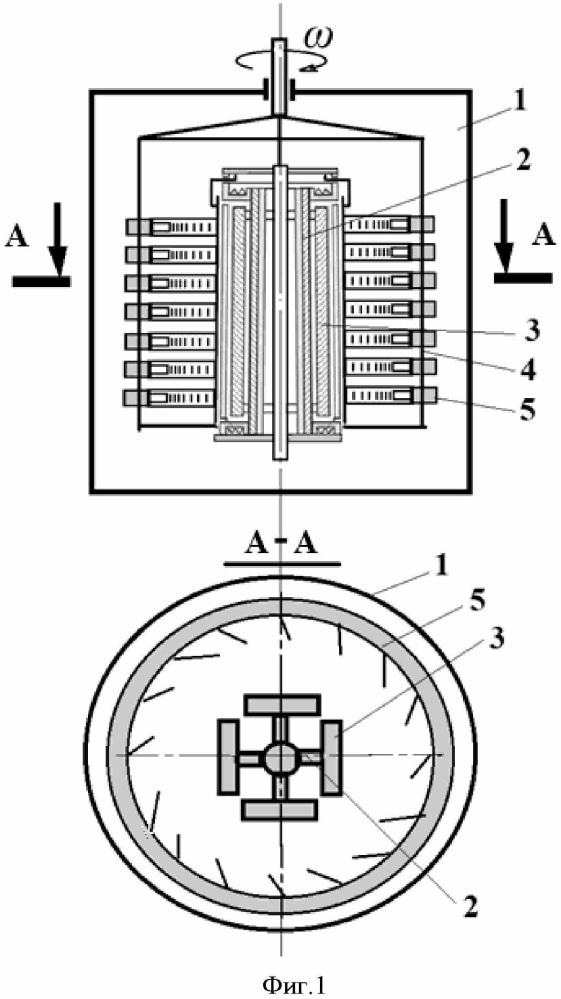 Установка для нанесения ионно-плазменных покрытий