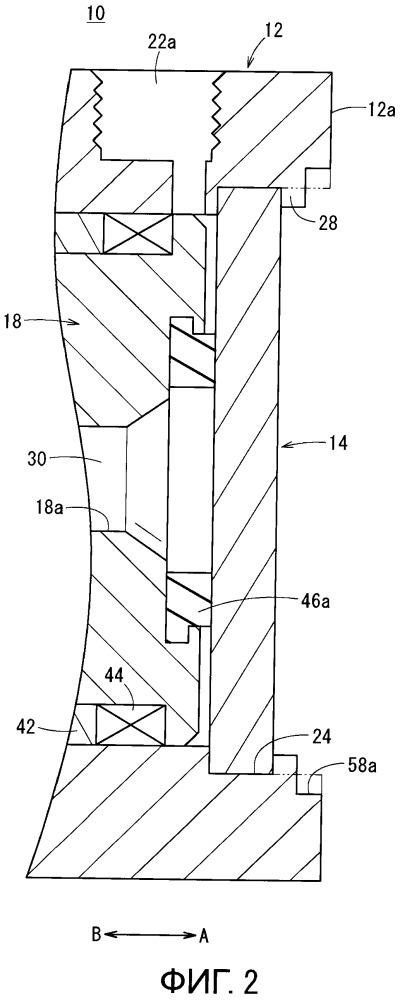 Гидро(пневмо)устройство и способ его изготовления