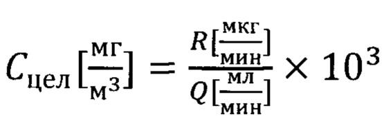 Способ контроля технического состояния фильтра противогаза и устройство его реализующее