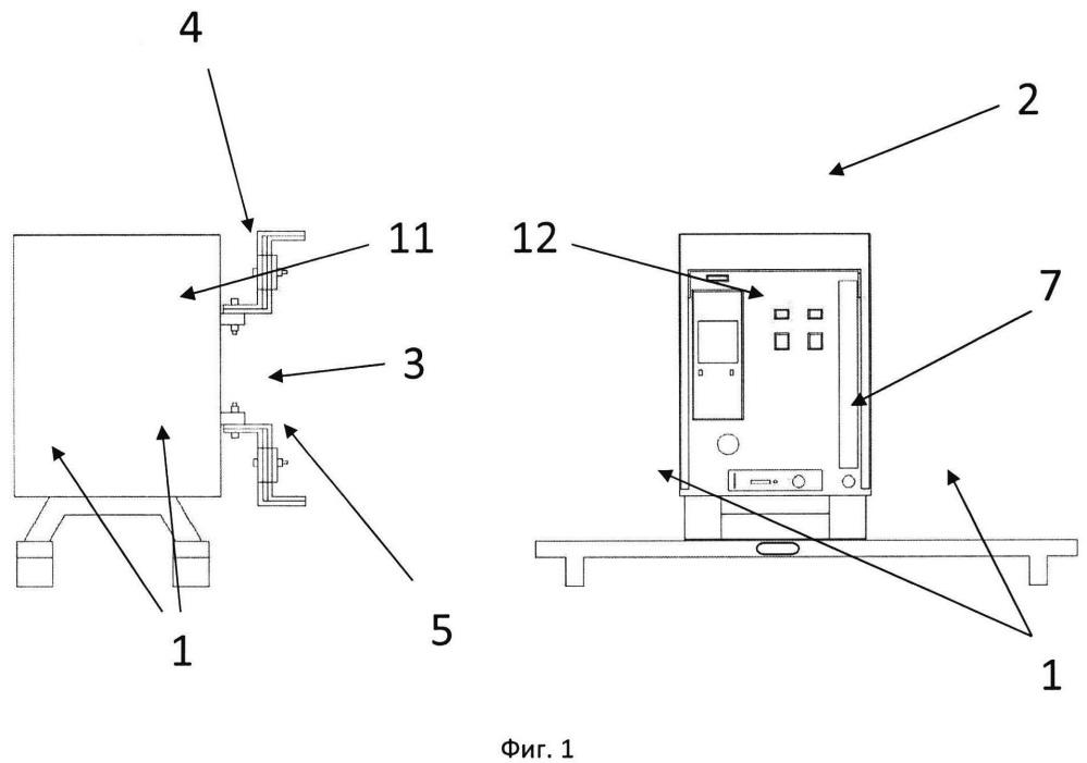 Комплекс адаптационного оборудования кад-10
