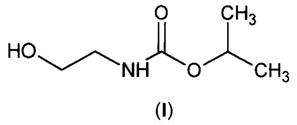 Способ получения регулятора роста растений n-(изопропоксикарбонил)этаноламина
