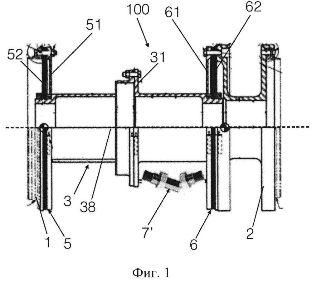Способ и устройство для измерения нагрузки в соединении