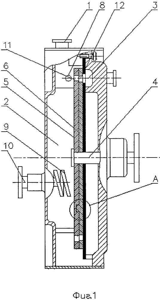 Универсальный пневматический высевающий аппарат