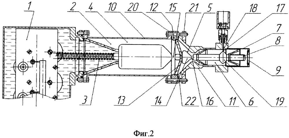 Субнаносекундный ускоритель электронов