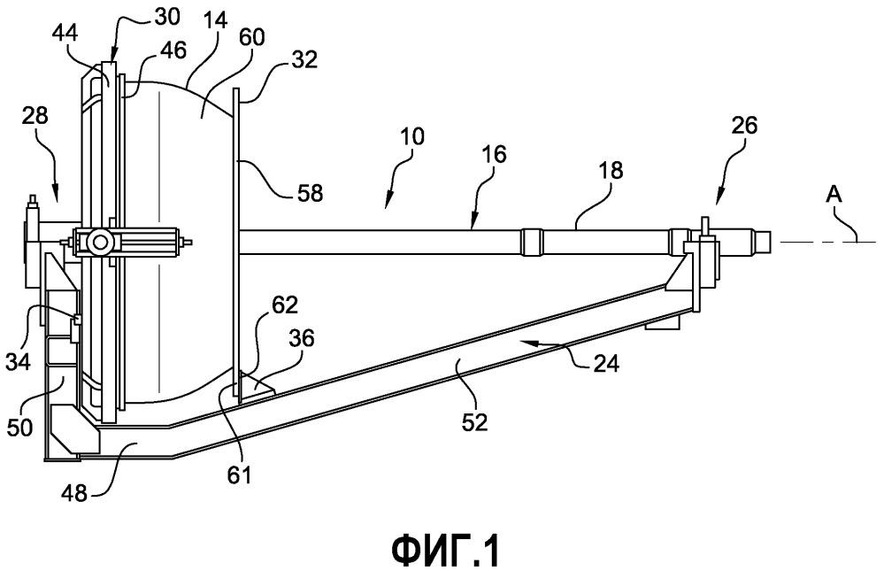 Инструмент для балансировки модуля газотурбинного двигателя