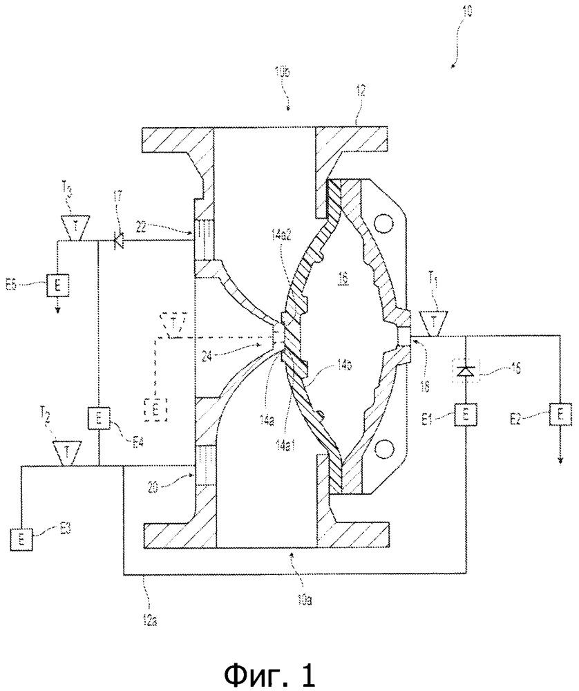 Узел управления текучей средой для спринклерных систем