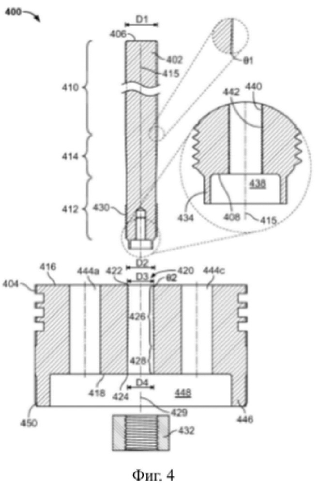 Соединения стержня и заглушки клапана и инструменты для обжимки