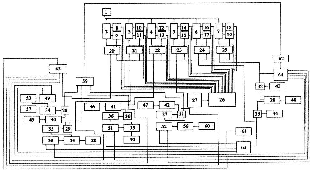 Устройство дистанционного контроля параметров условий труда, учитывающее частоту сердечного ритма