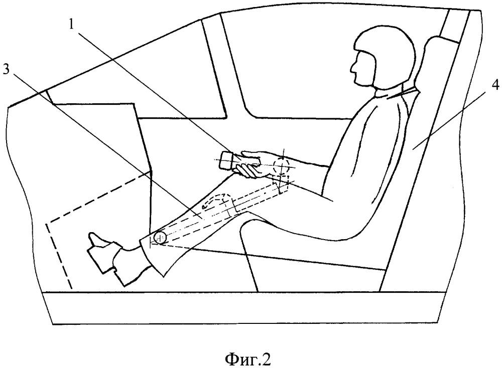 Способ интуитивного управления летательным аппаратом