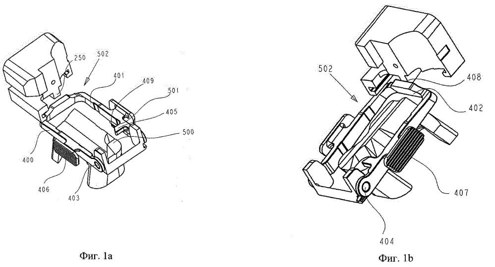 Механизм фиксатора затвора для автоматических и полуавтоматических пистолетов
