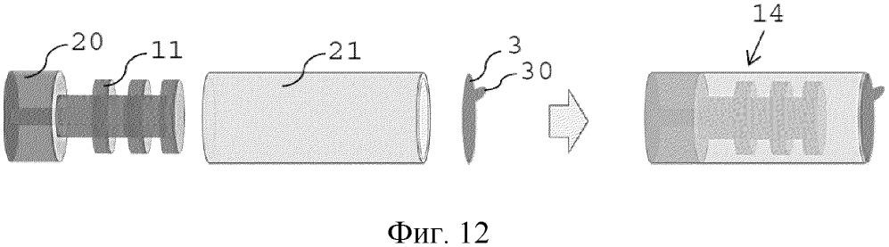Изделие, генерирующее аэрозоль, система, генерирующая аэрозоль, и способ изготовления изделия, генерирующего аэрозоль