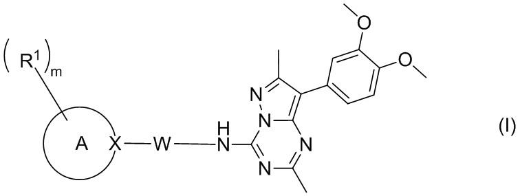 Производные пиразоло[1,5-a]триазин-4-амина, применимые в терапии