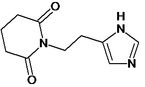 Применение производного глутаримида для преодоления резистентности к стероидам и терапии заболеваний, ассоциированных с аберрантным сигналингом интерферона гамма