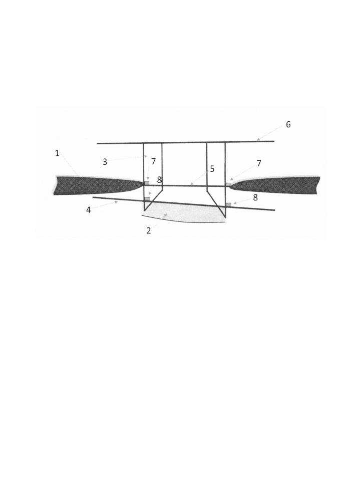 Способ оценки угла отклонения интраокулярной линзы при помощи оптической когерентной томографии