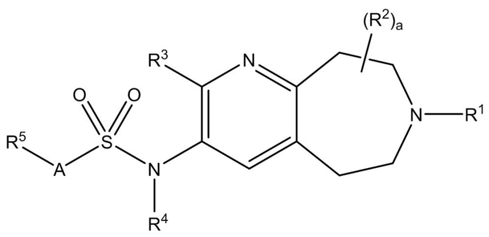 6,7,8,9-тетрагидро-5h-пиридо[2,3-d]азепиновые лиганды дофаминовых рецепторов d3